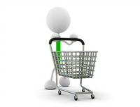 Shopping cart [1462153] Shopping