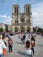 Notre Dame Cathedral Stock photo [1462344] France