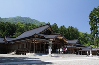Yahiko Shrine Stock photo [1463225] Niigata