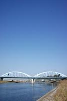 Tamagawa Maruko Bridge Stock photo [1464079] Tamagawa