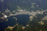 Hyogo Awaji Island Fukura Aerial Stock photo [1466917] Hyogo
