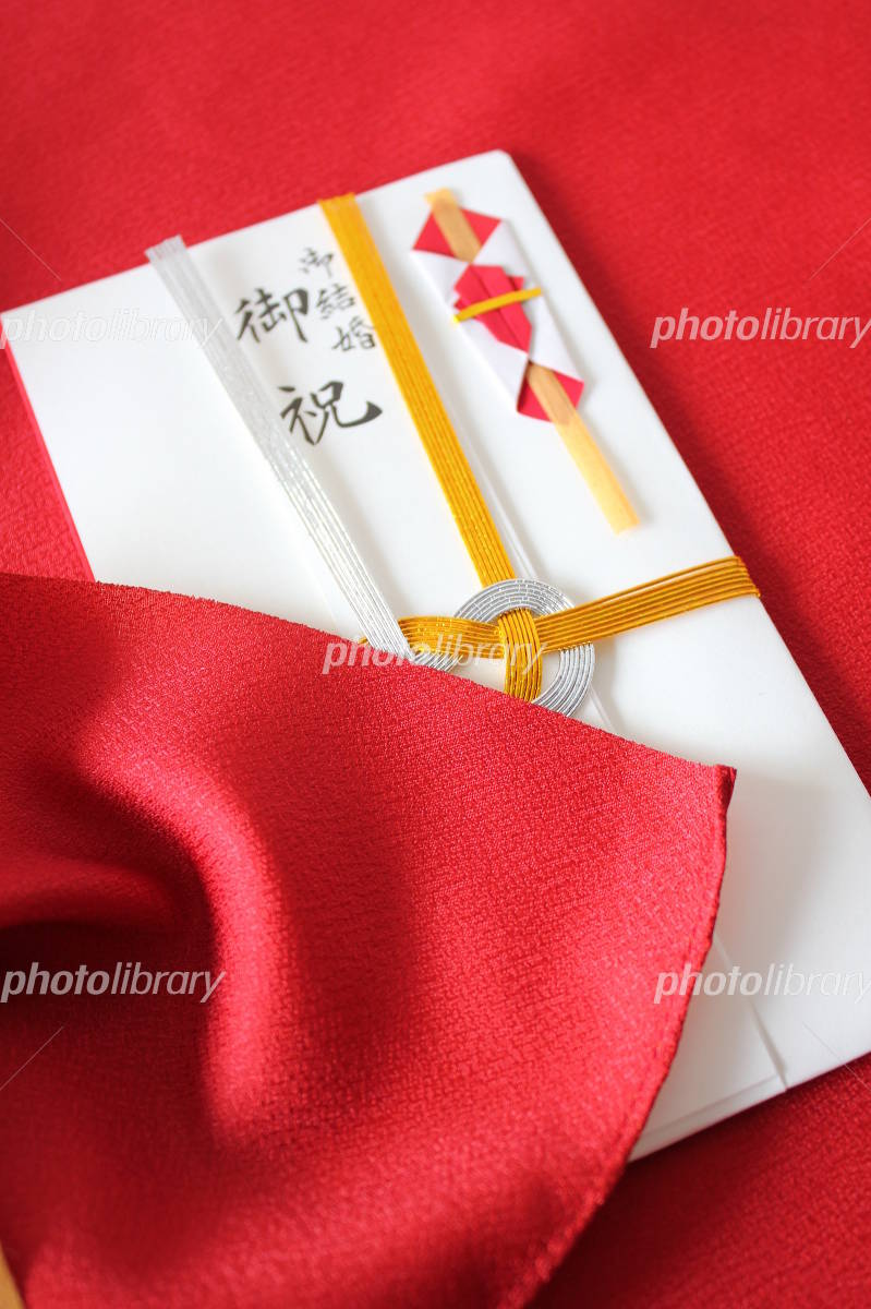 Gift envelopes marriage Photo