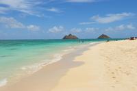 Lanikai Beach Stock photo [1560295] Hawaii