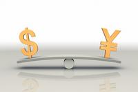 Dollar and yen [1562016] Weak