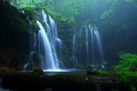 Waterfall of Sarutsubo Stock photo [1562748] Waterfall