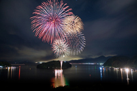 Ine fireworks Stock photo [1563615] Ine