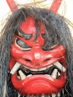 Red Namahage Stock photo [1564170] Namahage