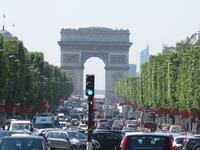 Arc de Triomphe Stock photo [1566510] France