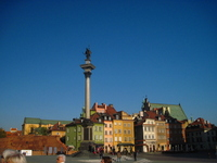 Historic Centre of Warsaw Stock photo [1567337] Europe