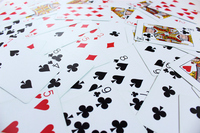 Playing cards Stock photo [1567895] Playing
