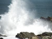Rough seas Stock photo [1569742] Sea