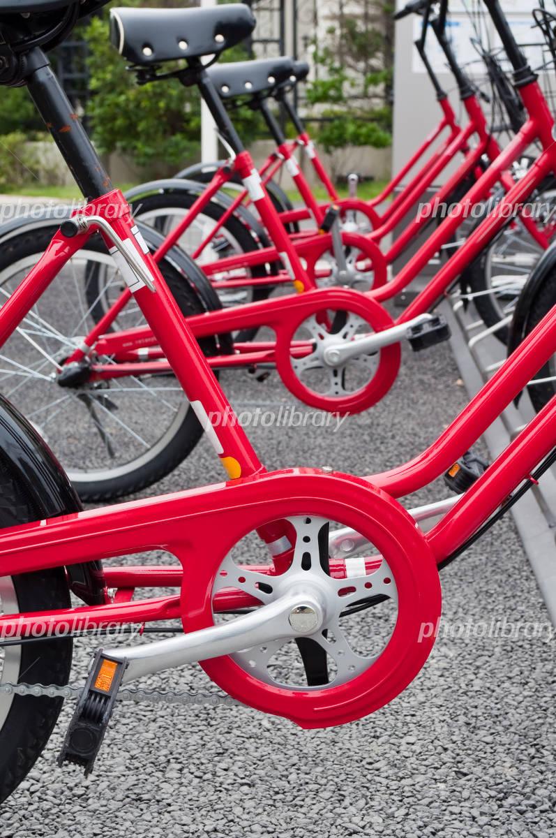 貸し自転車 - 写真素材 ID ...