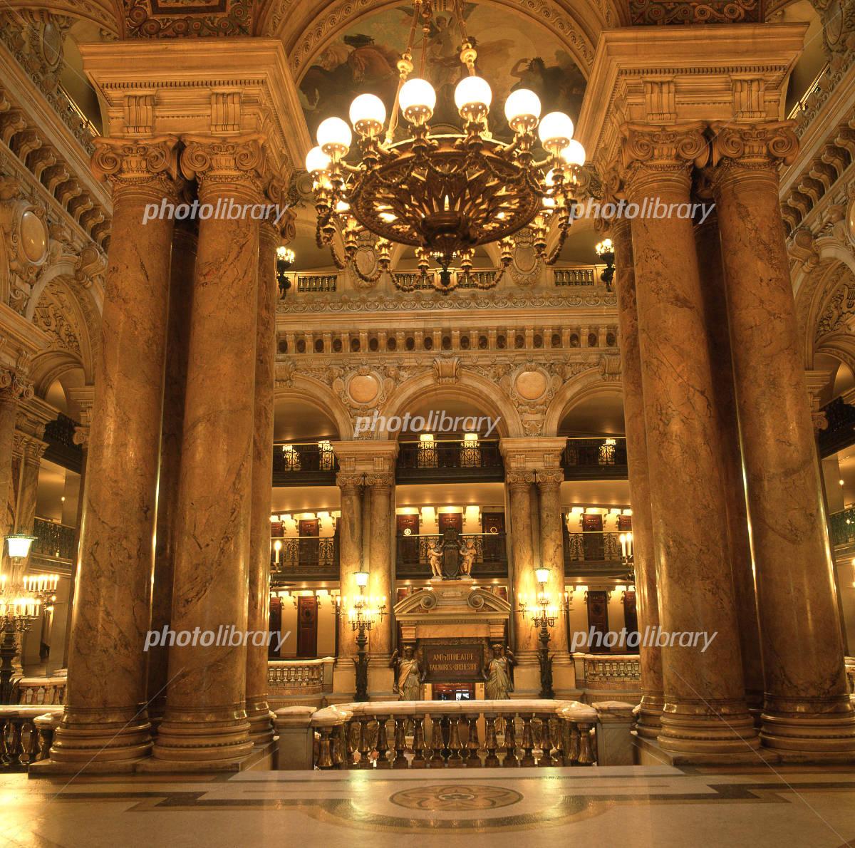 Opera internal Paris Photo
