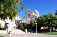 Cathedral St. Jacob Stock photo [1666618] Croatia