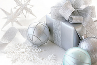 Christmas Gifts and Ornaments Stock photo [1667292] Christmas