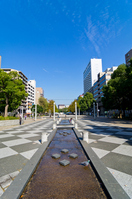 Odori Park Stock photo [1667498] Yokohama
