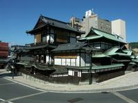 Dogo Onsen main building Stock photo [1667847] Ehime