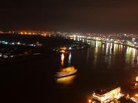 Viet Nam Ho Chi Minh City Mekong River at night Stock photo [1669195] Ho