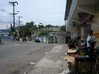 Jamaica Montego Bay skyline landscape Stock photo [1669287] Montego