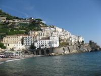 Amalfi Coast World Heritage Site Stock photo [1670664] World