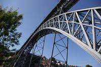 Iron bridge of Porto Stock photo [1671042] Portugal
