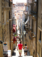 World Heritage old town of Dubrovnik Stock photo [1673369] Overseas