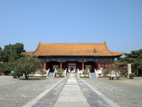 Of world heritage Ming Beijing China Tombs length Ling Stock photo [1673710] World
