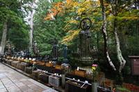 Koyasan Buddhist statues Stock photo [1673835] Wakayama