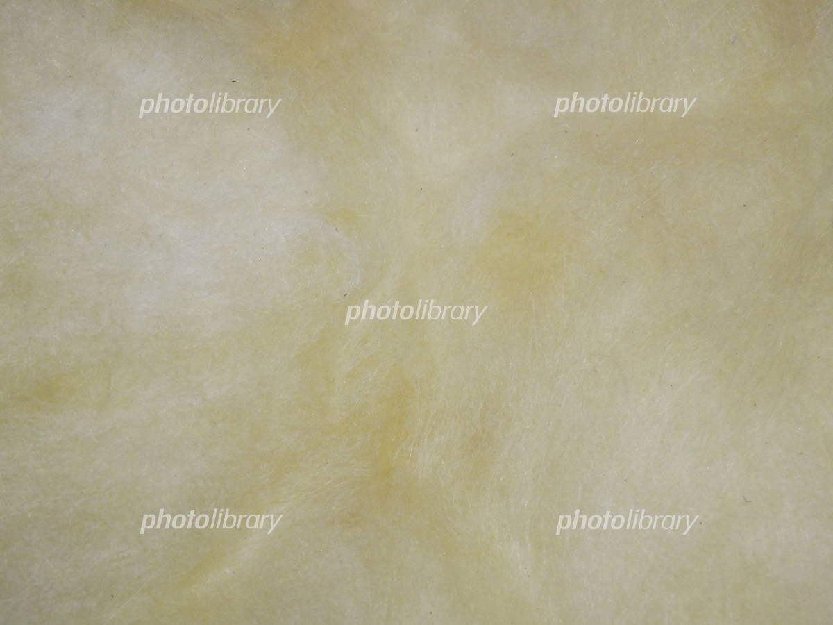 The contents of the glass wool Photo