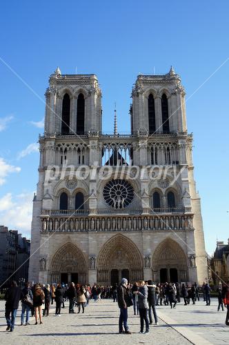 ノートルダム大聖堂 (パリ)の画像 p1_5