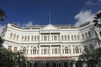Singapore Raffles Hotel Stock photo [1837829] Singapore