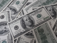 $ 100 bill Stock photo [1838645] Bill