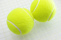 Tennis ball Stock photo [1839936] Tennis