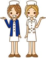 Head nurse and nurse Medical