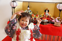 Happy Hinamatsuri Stock photo [1847586] Girls