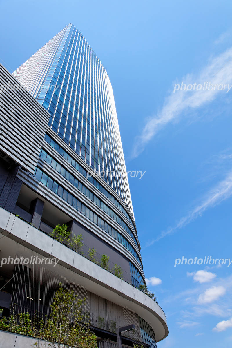 Tokyo Sky Tree East Tower blue sky spreads Photo