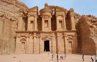 Petra ruins Ed Dill Stock photo [1951069] Jordan