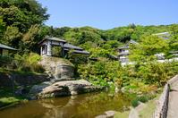 Kamakura Engakuji of garden Stock photo [1952399] Kanagawa