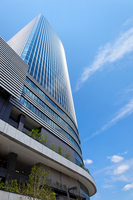 Tokyo Sky Tree East Tower blue sky spreads Stock photo [1954144] Landscape