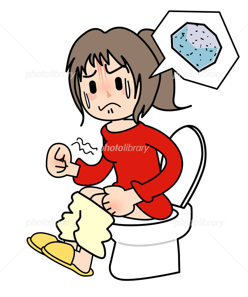 式 トイレ イラスト 和