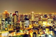 Urban City Umeda Stock photo [2054889] City