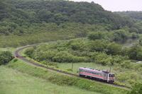 Local train that runs the Kushiro Stock photo [2055536] Kushiro