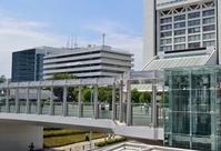 Contact passage and Nakano ward office that could be in Nakano Station Stock photo [2058432] Nakano