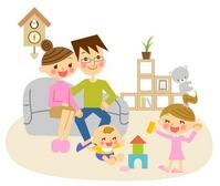 Family reunion Living [2059439] Family