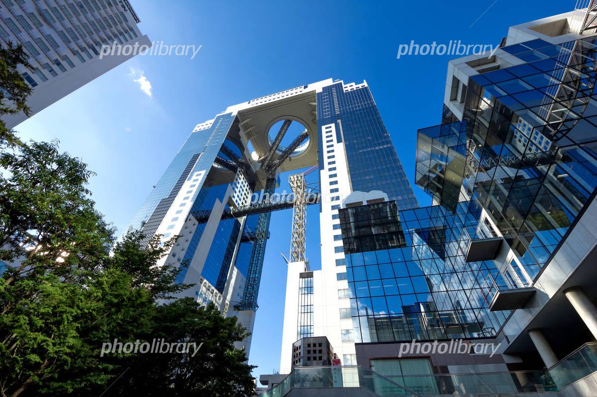 Umeda Sky Building Photo
