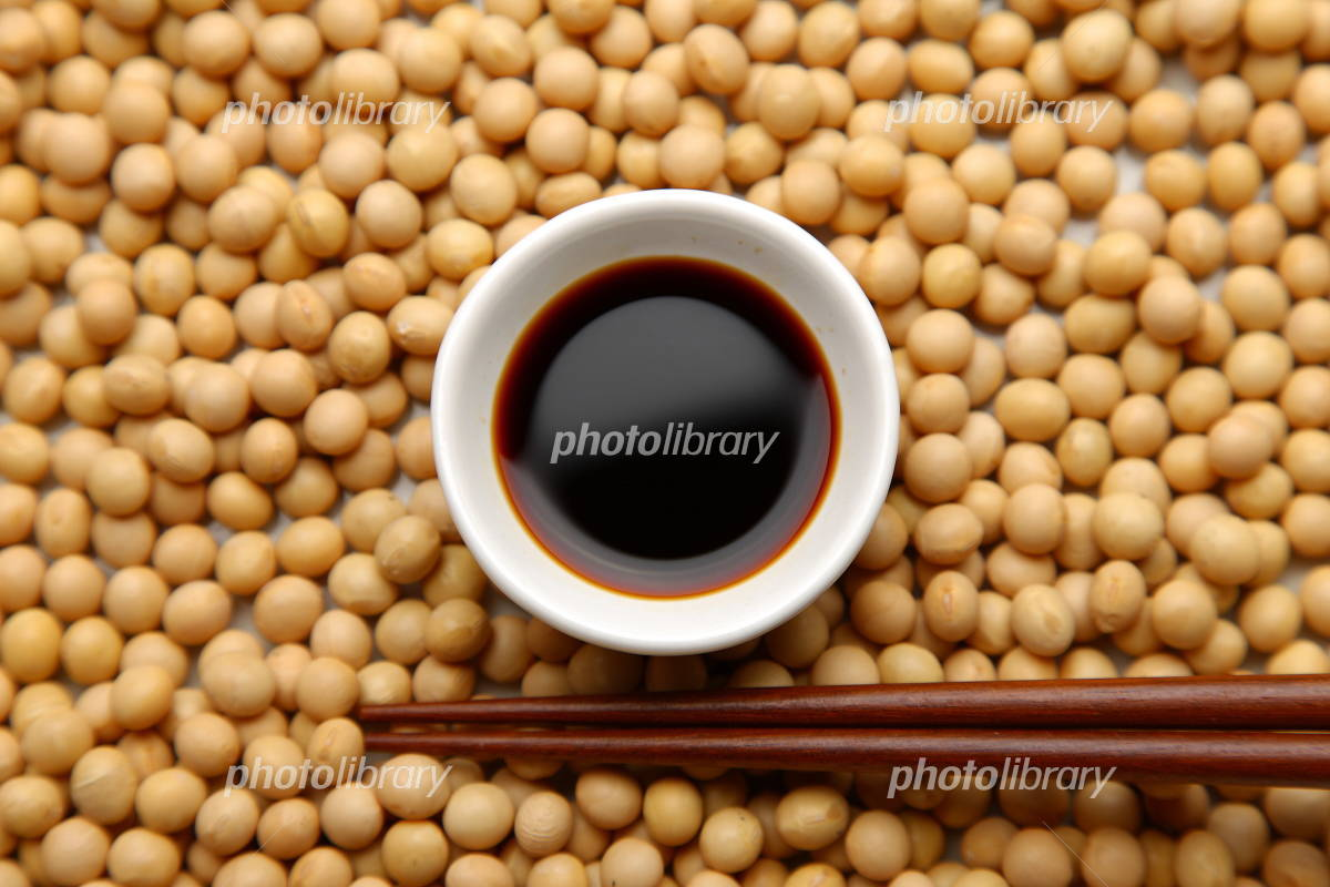 Soy sauce Photo