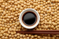 Soy sauce Stock photo [2162569] Soy