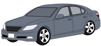 Lexus-style luxury car illustrations [2164758] Lexus