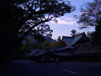 Empty Ise Shrine Stock photo [63557] Grand