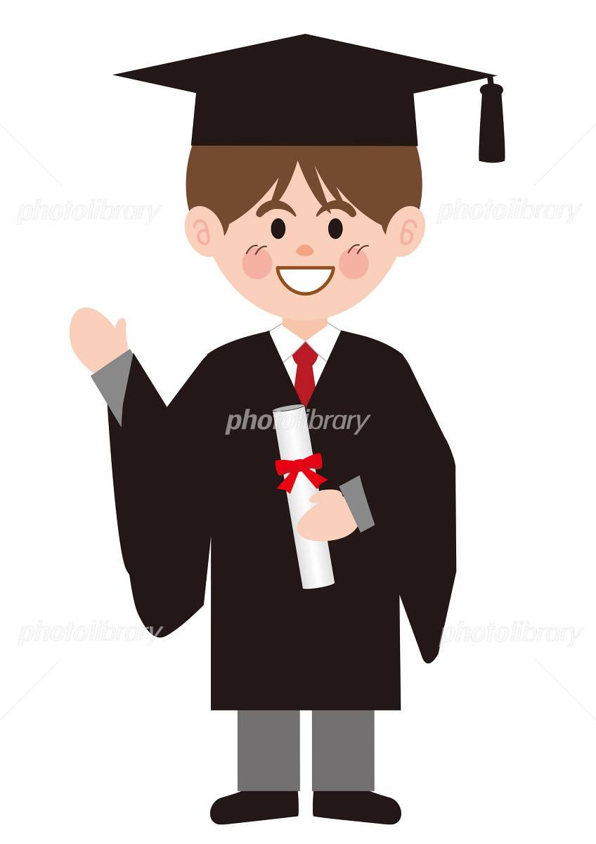 大学院卒業式-写真素材 大学院卒業式 画像ID 2284801  大学院卒業式